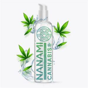 lubricante a base de agua cannabis