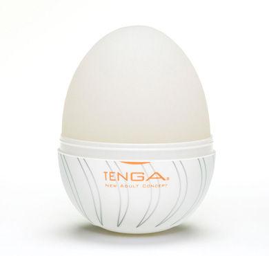 Huevo Tenga para hombre abierto