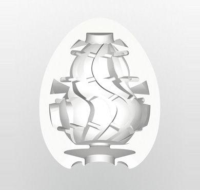 Huevo Tenga para hombre por dentro